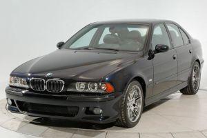 BMW M5 E39 2003 года продали по цене двух новых M5