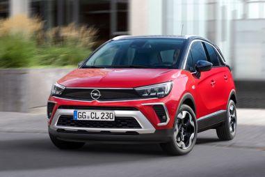 В России стартовал прием заказов на Opel Crossland: от 1,7 млн рублей