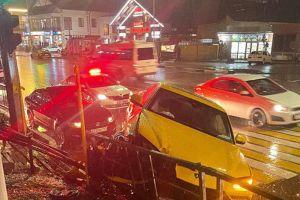 Под Сочи бизнес-леди разбила Lamborghini Urus за 15 миллионов