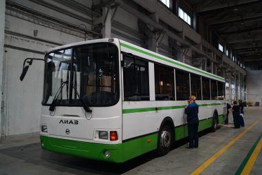 ЛиАЗ снял с производства классический автобус 5256 (его делали 35 лет)