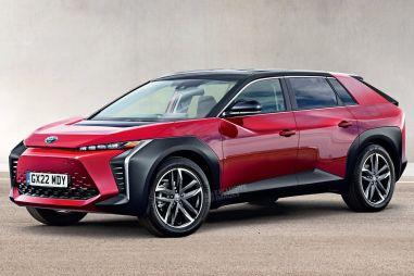 Toyota будет производить электромобили под суббрендом BZ