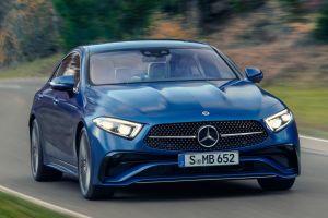Mercedes-Benz CLS изменился снаружи и в салоне
