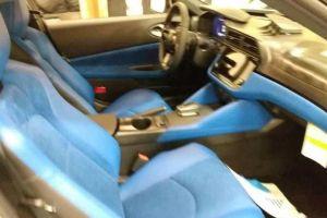 Nissan Z получит ярко-синий интерьер, как оригинальный 240Z (ФОТО)