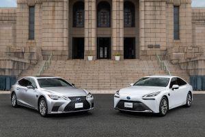 Toyota предложила продвинутый автопилот для Mirai и Lexus LS