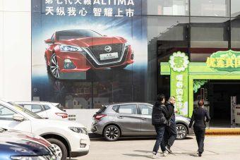 Авторынок Китая показал сумасшедший рост за первый квартал