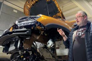 Блогер разобрал совершенно новый Renault Duster второго поколения: уже есть коррозия (ВИДЕО)