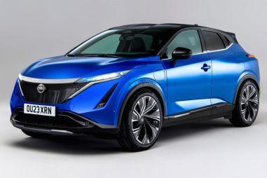 Nissan выпустит электрический кроссовер размером с Juke