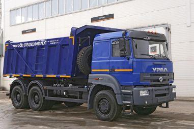 «Урал» начал выпуск бескапотных грузовиков нового поколения