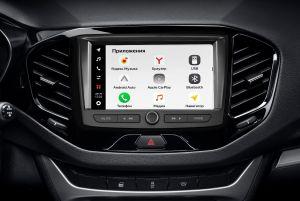 АвтоВАЗ запустил продажи Lada с новой медиасистемой