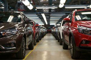 На Украине продажи Lada выросли в четыре раза