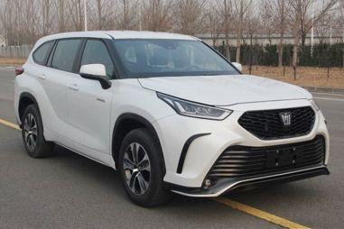 Toyota Crown станет кроссовером — первые ФОТО