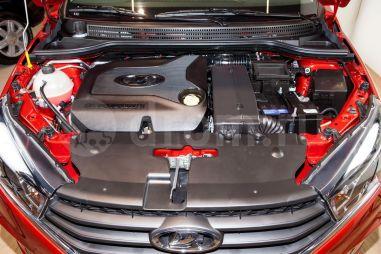 Седан и универсал Lada Vesta лишились 1,8-литрового мотора