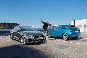 Новый Audi A3: цены и старт приема заказов