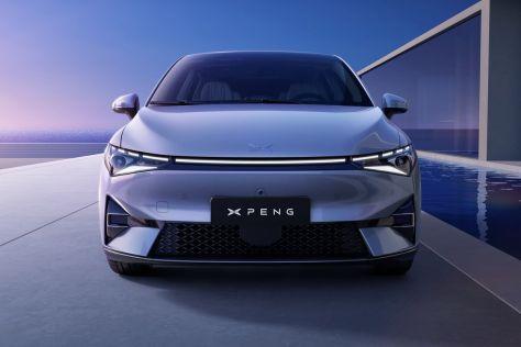 Китайский стартап Xpeng представил электромобиль для конкуренции с Tesla Model 3
