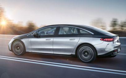 У Mercedes-Benz появился электрический флагман