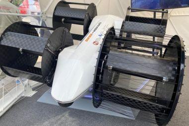 В России начали разрабатывать шестиместный летающий автомобиль