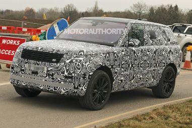 JLR тестирует на Нюрбургринге следующее поколение Range Rover (ВИДЕО)