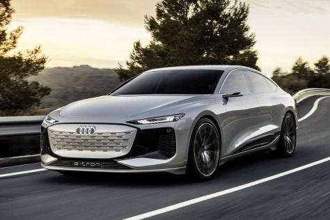 Концепт Audi A6 e-tron показал, какой может стать будущая «шестерка»