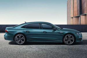 Audi удлинила A7 и превратила ее в седан