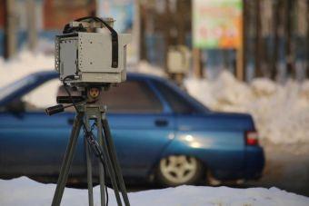 В России исчезают треноги и прочие передвижные камеры фиксации