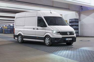 Volkswagen отзывает в России почти 2 тысячи фургонов Crafter