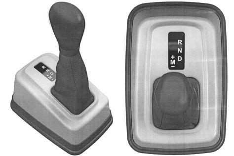 ГАЗ запатентовал селектор передач для ГАЗели и ГАЗона с «автоматом»