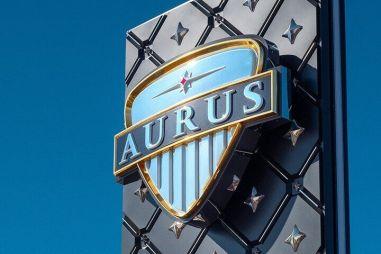 Фасад завода Aurus в Елабуге уже готов (ФОТО)