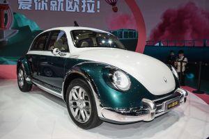 Volkswagen может подать в суд на Great Wall за копирование дизайна Жука