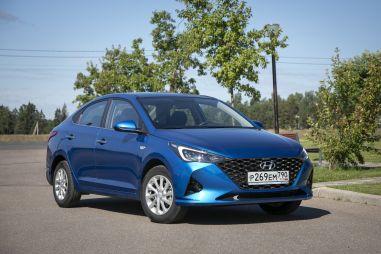 В России подорожал Hyundai Solaris