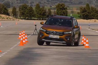 Sandero Stepway удивил управляемостью: лучше, чем VW Golf и Audi A3