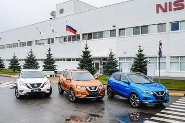 Nissan поднял российские ценники на три кроссовера
