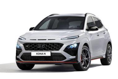 Hyundai представил спортивный кроссовер Kona N: 280 л.с. и агрессивный дизайн