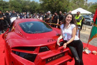 Связанная с бывшим владельцем ТагАЗа фирма разработала национальный электромобиль для Ливана