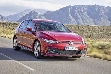 В России стартовал прием заказов на новый Volkswagen Golf (очень дорого!)