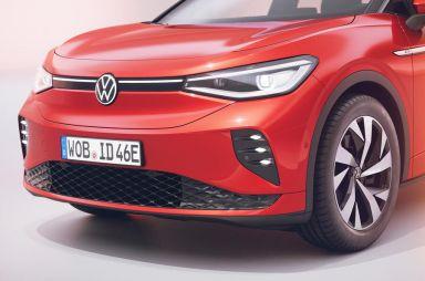 Электрокроссовер Volkswagen ID4 получил спортивную версию