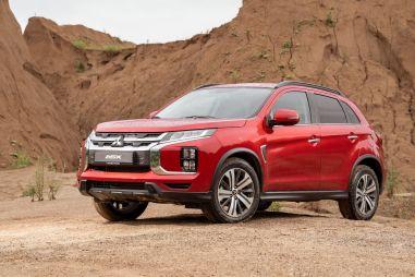 Mitsubishi переписала ценники на ASX, Pajero Sport и L200