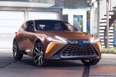 Тойота готовится к производству двух совершенно новых 8-местных кроссоверов