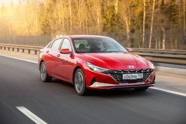 AD закончился — и что, стало лучше? Первый тест-драйв Hyundai Elantra седьмого поколения