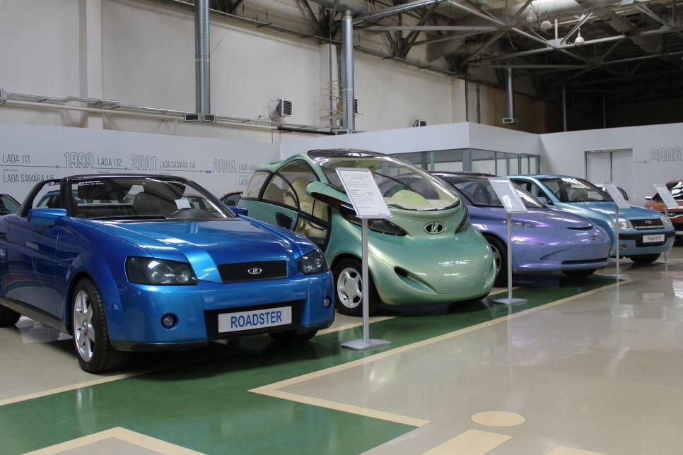 Фотообзор: заводской музей АвтоВАЗа