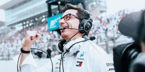 Тото Вольфф: лучший босс в Формуле 1