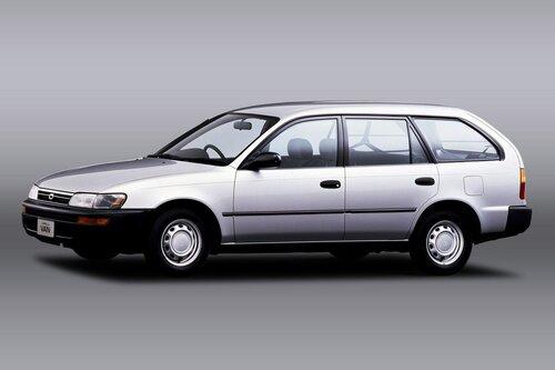 Народное ретро. Toyota Corolla Touring Wagon AE100 1994 года. Все сущности «сарая»4