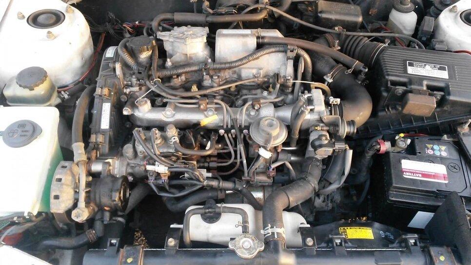 Народное ретро. Toyota Corolla Touring Wagon AE100 1994 года. Все сущности «сарая»9