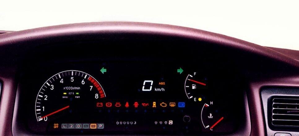 Народное ретро. Toyota Corolla Touring Wagon AE100 1994 года. Все сущности «сарая»17