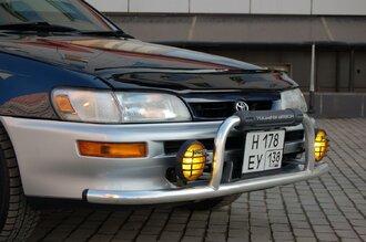 Народное ретро. Toyota Corolla Touring Wagon AE100 1994 года. Все сущности «сарая»23