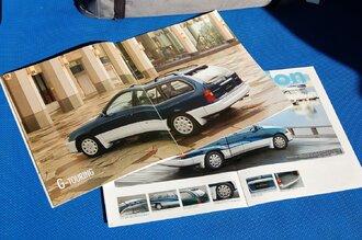 Народное ретро. Toyota Corolla Touring Wagon AE100 1994 года. Все сущности «сарая»25