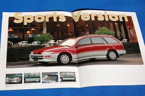 Народное ретро. Toyota Corolla Touring Wagon AE100 1994 года. Все сущности «сарая»29