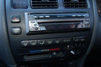 Народное ретро. Toyota Corolla Touring Wagon AE100 1994 года. Все сущности «сарая»34