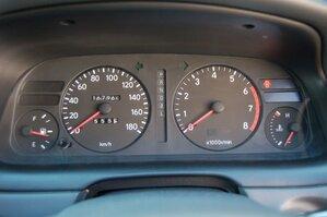 Народное ретро. Toyota Corolla Touring Wagon AE100 1994 года. Все сущности «сарая»37