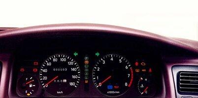 Народное ретро. Toyota Corolla Touring Wagon AE100 1994 года. Все сущности «сарая»38