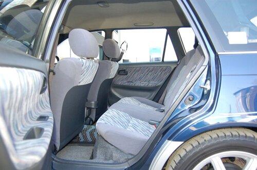 Народное ретро. Toyota Corolla Touring Wagon AE100 1994 года. Все сущности «сарая»40